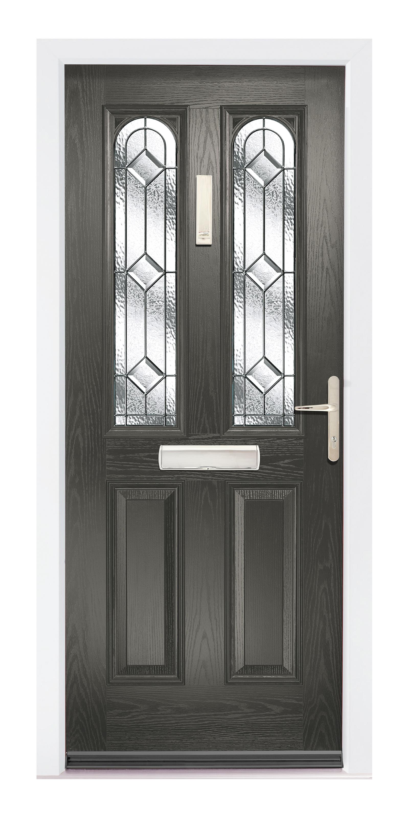 Bi Fold Patio Doors With Internal Blinds: UPVC Doors
