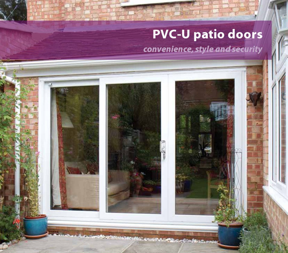 Upvc sliding patio doors available from a choice of ten for Patio door companies